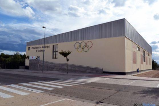 Polideportivo de Golmayo en Camaretas
