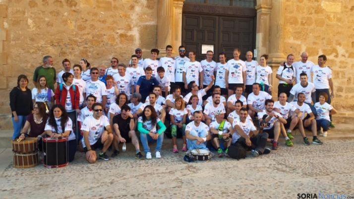 Participantes en el Desafío Alto Jalón 2016