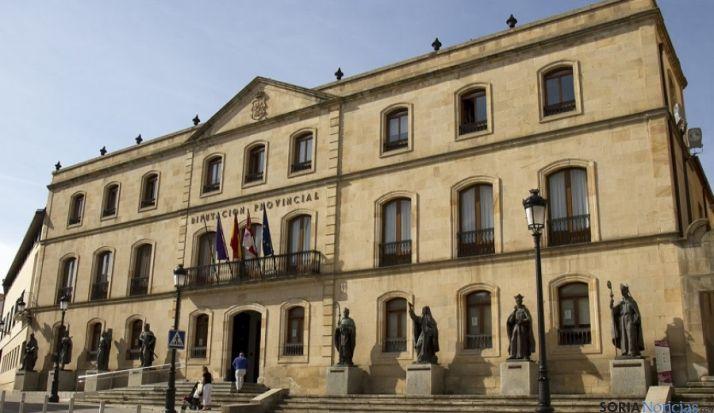 Palacio Provincial Diputación de Soria