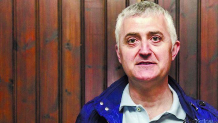 José Luis Alonso, candidato de C´s por Soria./SN