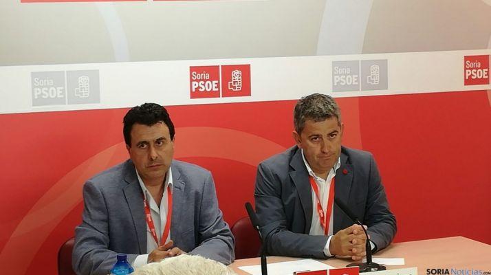 Félix Lavilla y Javier Antón, esta noche