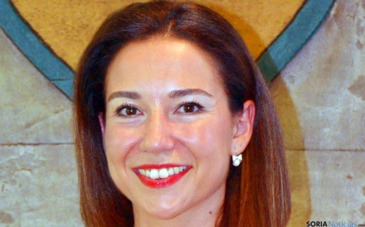 La farmaceútica soriana Raquel Martínez.