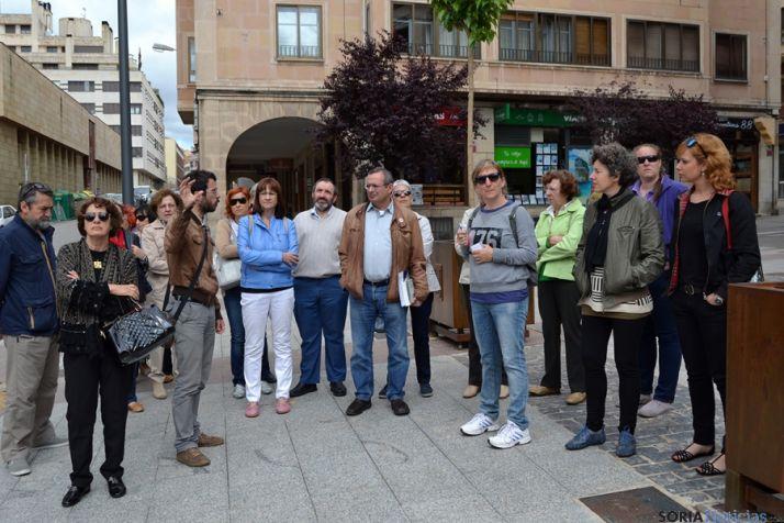 """Foto 2 - De Lózar De la Viña: """"La arquitectura del XX en Soria tiene edificios significativos"""""""