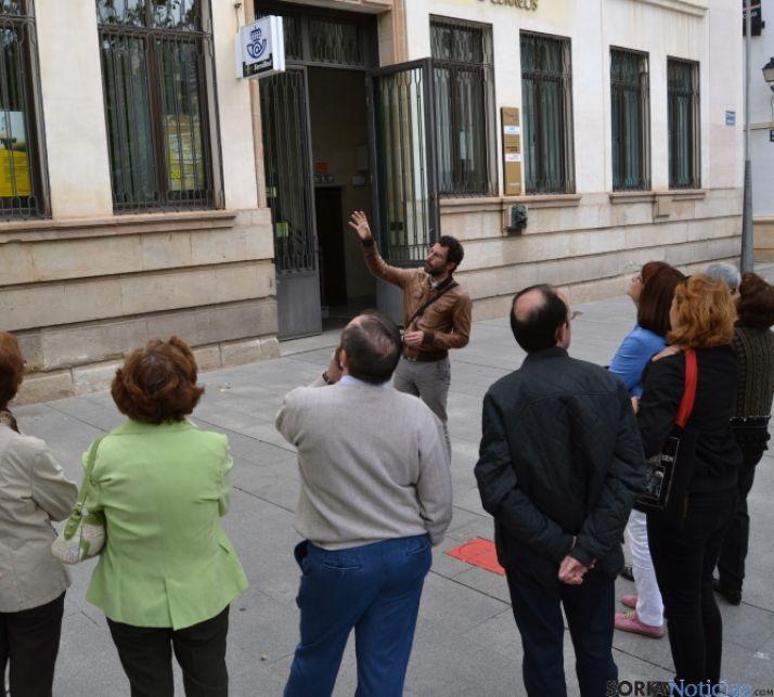 De Lózar de la Viña explica las características del edificio de Correos