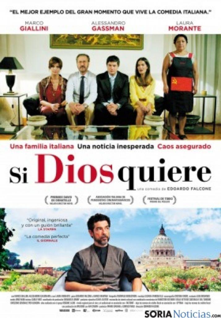 Foto 1 - Preestreno de la comedia 'Si Dios quiere' en los Cines Lara