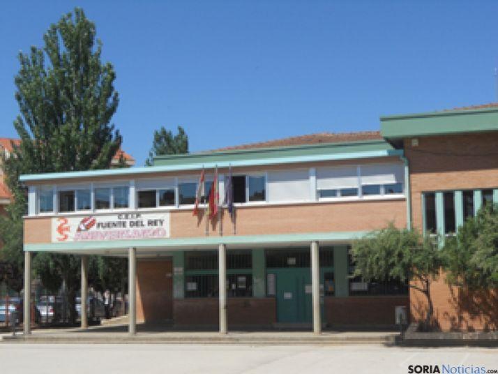 Colegio Fuente del Rey de Soria