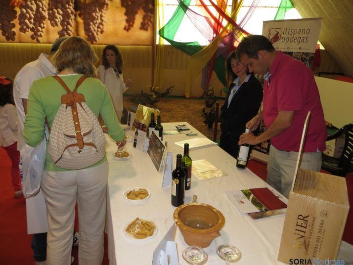 El vino de la Ribera del Duero, protagonista en San Esteban