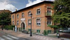 Centro de Salud ubicado en San Leonardo
