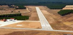 Imagen del aeródromo garreño./Airpull