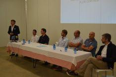 Presentación de Bionatur en Garray