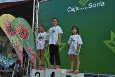 Clausura de las jornadas deportivas de la Caja Rural. / SN