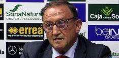 Francisco Rubio, presidente del CD Numancia. / SN