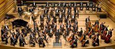 Imagen de la orquesta sinfónica. /DP