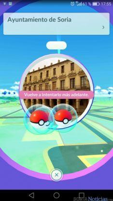 Caputura de pantalla del juego en Soria. SN