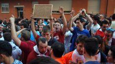 Una imagen del Agés en la cuadrilla de Santiago. / SN