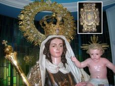 Imagen de la Virgen del Carmen