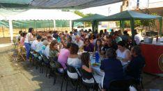 Mucha participación en el XX aniversario de la asociación.