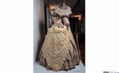 Uno de los vestidos expuestos./JJ Guisando