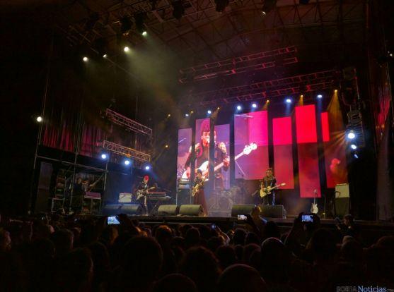 Imagen del concierto principal de clausura./SN