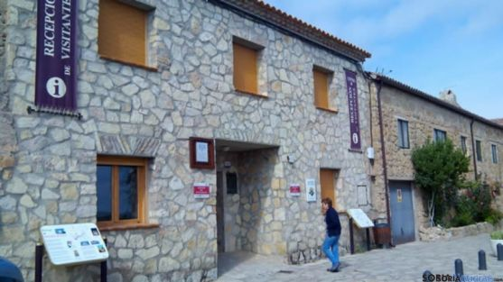 Oficina de turismo de Medinaceli. /SN