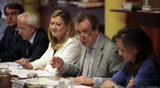 Una imagen de la comisión. / Jta.