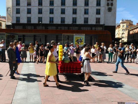 Desfil del Domingo de Calderas. SN