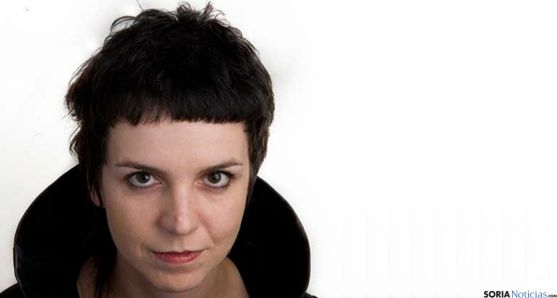 Marta Eloy Cichocka, la ganadora de la beca machadiana. / Ayto.