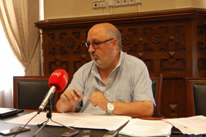 Amancio Martínez, diputado de Cultura