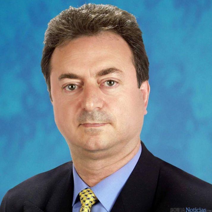 Jesús Alonso, presidente del PP local.