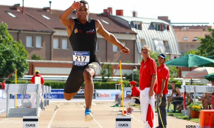 El deportista, en una imagen de archivo./CAEP