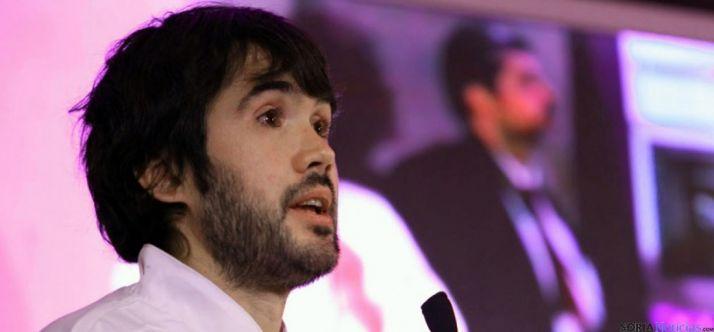 Oscar García, del restaurante Baluarte. / SN