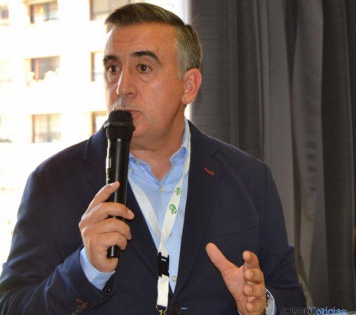 Mariano Prieto, presidente de Agcyl