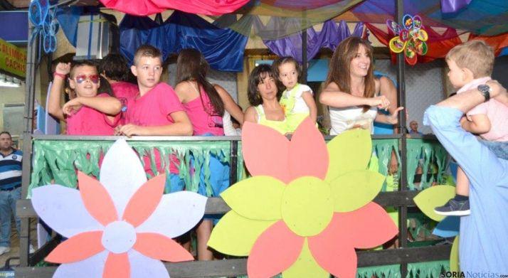 Imagen de archivo de las fiestas de San Leonardo / P.N.