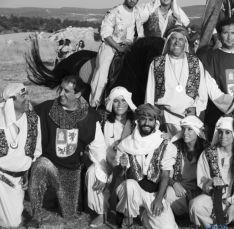 Imagen de la celebración de la 'Soldadesca'. /Asociación Cultural Iruecha