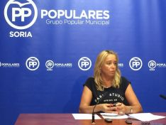 María José Fuentes, concejal del PP