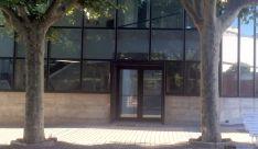 La entrada a las nuevas oficinas. / Ayto.