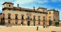 Palacio de  los Hurtado de Mendoza, Almazán (Soria).