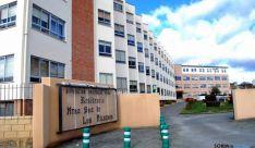 El centro residencial Virgen de los Milagros, en Ágreda. / SN