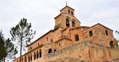 Iglesia de Nuestra Señora del Rivero, en San Esteba de Gormaz. / Jta.