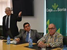 Imagen de la presentación de la APP 'Soria corazón'. /SN