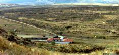Los pastos de Taniñe y las instalaciones ganaderas./GM