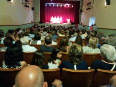 Público asistente en la presentación del libro. /P.C.