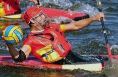 El kayak-polo, un deporte en auge. / Celtykayak.