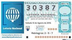 Foto 3 - Bar Uxama, en El Burgo de Osma, reparte el gordo del sorteo de la Lotería Nacional