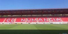 Estadio de fútbol del C.D. Numancia.
