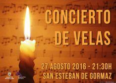 Los Jóvenes Músicos Sorianos, en el concierto de las velas de San Esteban