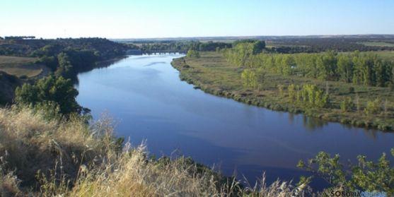 Imagen de uno de los ríos de la provincia.