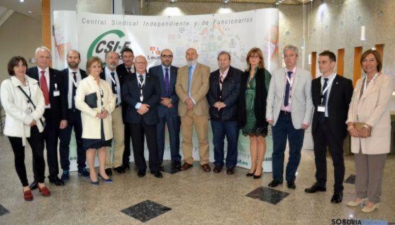 El comité ejecutivo de sanidad de CSI-F.