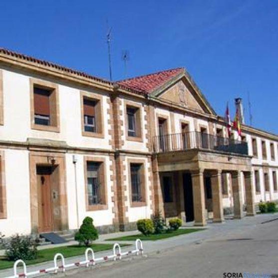 Centro Penitenciario de Soria. MI