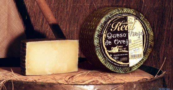 Un queso producido por una empresa soriana./Cañada Real